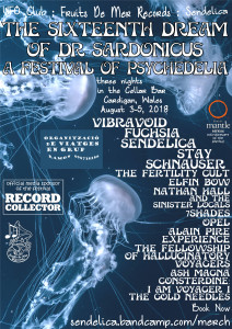 The Sixteenth Dream of Dr Sardonicus,a Festival of Psychedelia
